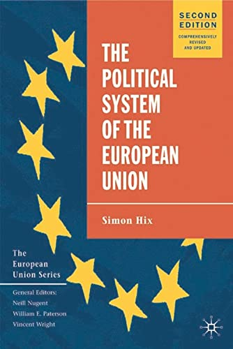 9780333961827: The Political System of the European Union