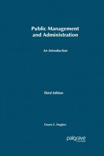 9780333961889: Public Management and Administration: An Introduction
