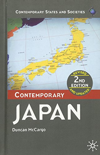 9780333961919: Contemporary Japan, Second Edition (Contemporary States and Societies)