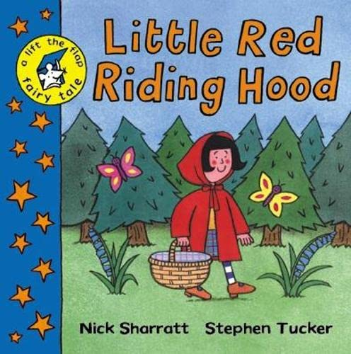 9780333962176: Little Red Riding Hood (Lift-the-flap Fairy Tale)