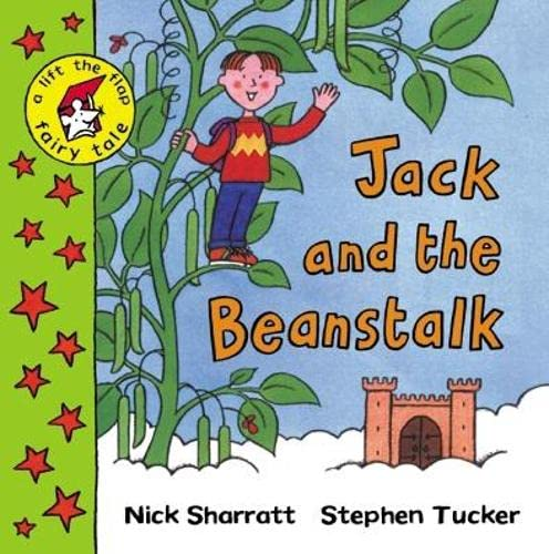 9780333962183: Lift-the-flap Fairy Tales: Jack and the Beanstalk