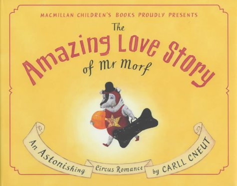 9780333962237: The Amazing Love Story of Mr.Morf