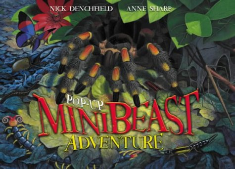 9780333963951: Pop-up Minibeast Adventure