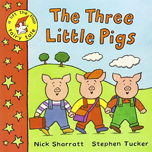9780333963975: The Three Little Pigs (Lift-the-flap Fairy Tale)