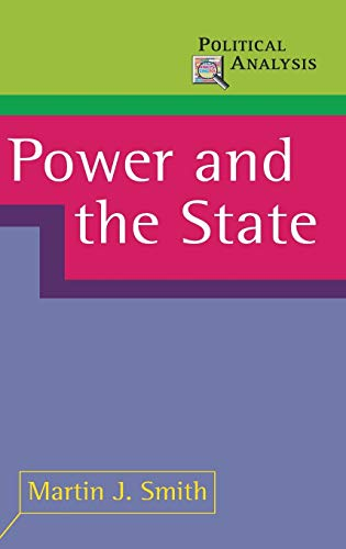 9780333964620: Power and the State (Political Analysis)