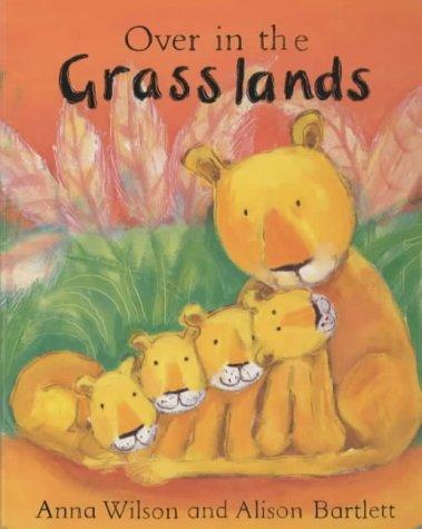 9780333965214: Over in the Grasslands Board Book