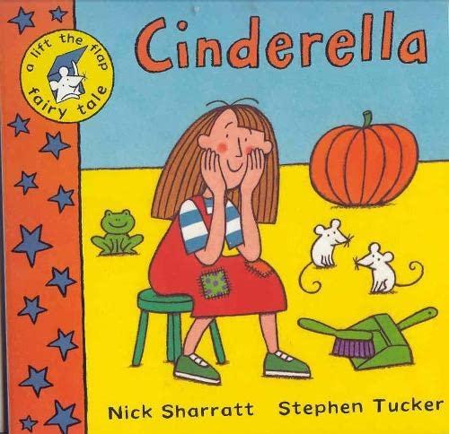 9780333965337: Lift-the-flap Fairy Tales: Cinderella