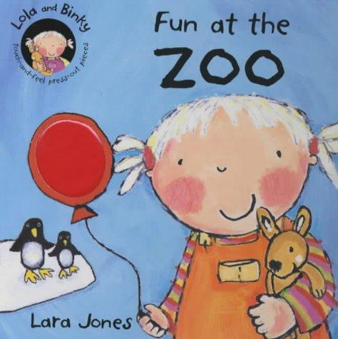 9780333965412: Fun at the Zoo (Lola & Binky)
