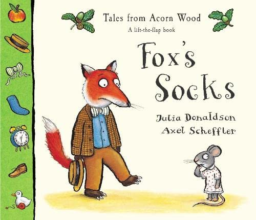9780333966235: Tales From Acorn Wood: Fox's Socks