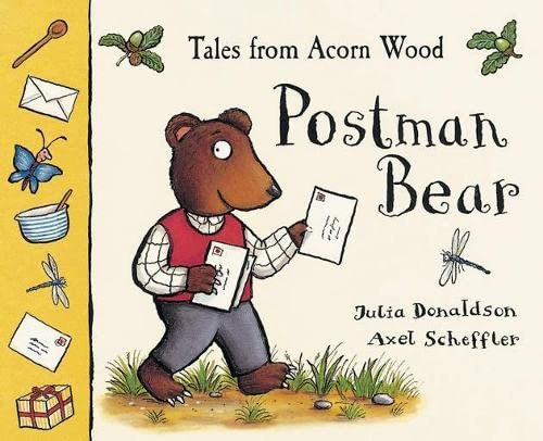 9780333966242: Tales of Acorn Wood:Postman Bear(PB (Tales from Acorn Wood)