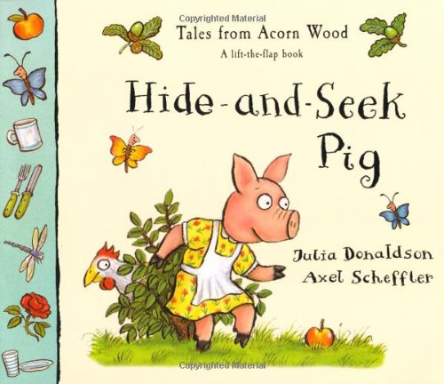 9780333966259: Tales of Acorn Wood:Hide & Seek Pig (Tales from Acorn Wood)