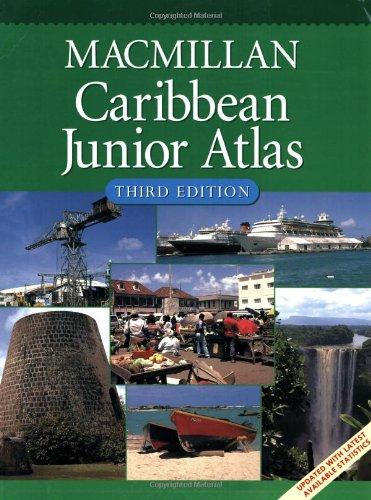 9780333966631: Macmiilan Caribbean Junior Atlas