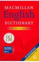 9780333966679: Macmillan English dictionary. Per le Scuole superiori. Con CD-ROM