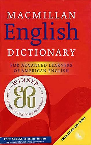 9780333966693: Macmillan English Dictionary: For Advanced Learners Of American English