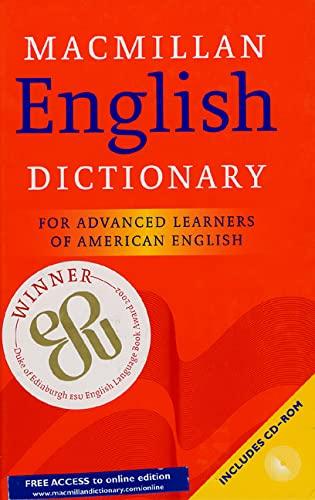 9780333966716: Macmillan English Dictionary: For Advanced Learners of American English