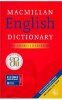 9780333966754: Macmillan English Dictionary for Advanced Learners: International Student Edition