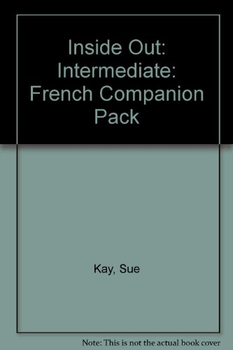 9780333968048: Inside Out: Intermediate: French Companion Pack (English and French Edition)