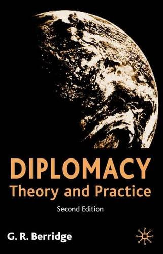 9780333969281: Diplomacy: Theory and Practice