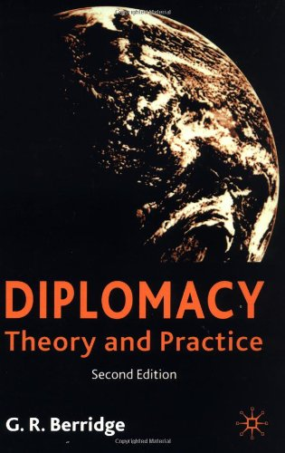 9780333969298: Diplomacy: Theory and Practice, Second Edition
