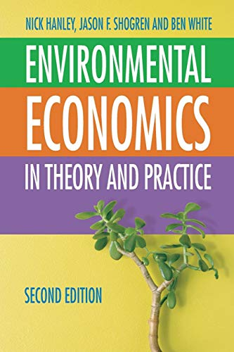 9780333971376: Environmental Economics: In Theory and Practice