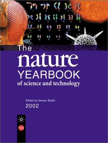 9780333971475: Nature Yearbook of Science and Technology 2002