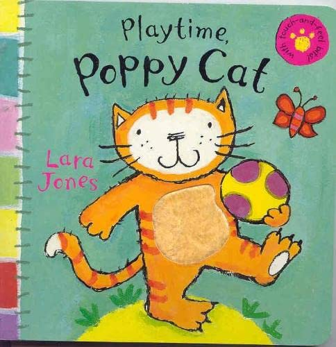 Playtime, Poppy Cat! (9780333972465) by Jones, Lara