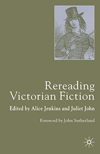 9780333973851: Rereading Victorian Fiction