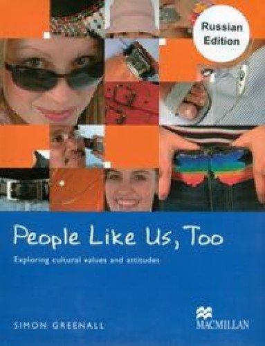 People Like Us, Too: Level 2: Student: Greenall, Simon