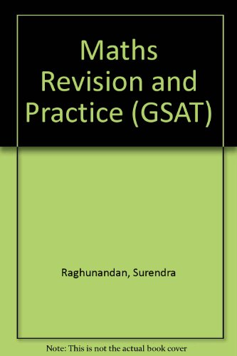 9780333974919: Maths Revision and Practice (GSAT)