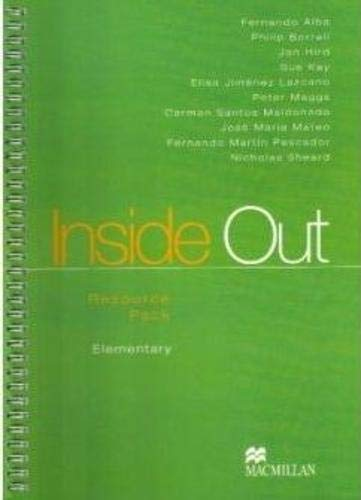 9780333975824: Inside Out - Resource Pack - Elementary