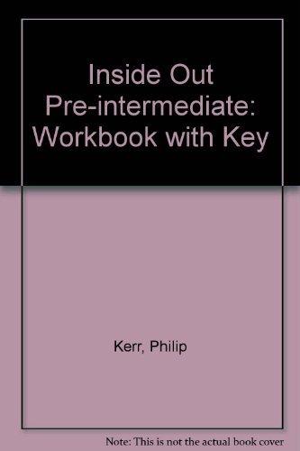 9780333975886: Inside Out Pre-intermediate: Workbook with Key