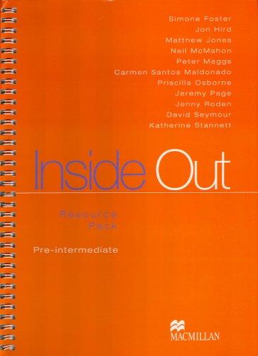 9780333975893: Inside Out Pre-intermediate: Resource Pack