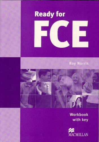 9780333976340: Ready for First Certificate: Workbook with Key
