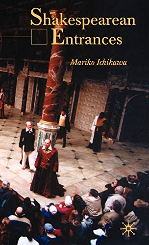9780333984062: Shakespearean Entrances