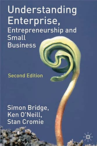 9780333984659: Understanding Enterprise, Entrepreneurship and Small Business