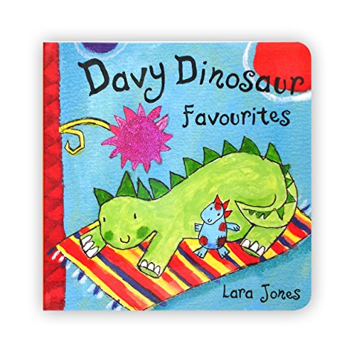 Davy Dinosaur: Favourites (9780333984710) by Lara Jones