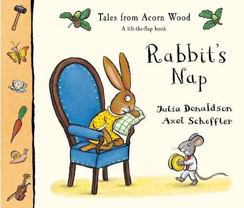 9780333987384: Tales From Acorn Wood: Rabbit's Nap