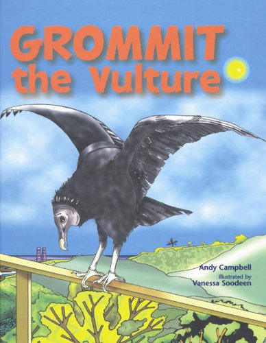 9780333988183: Grommit the Vulture