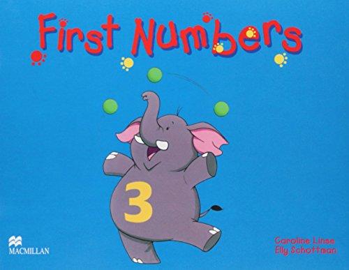 9780333988404: Fingerprints: Bk. 3: First Numbers