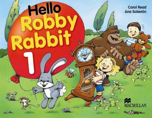 9780333988596: Hello Robby Rabbit 1: Pupil's Book