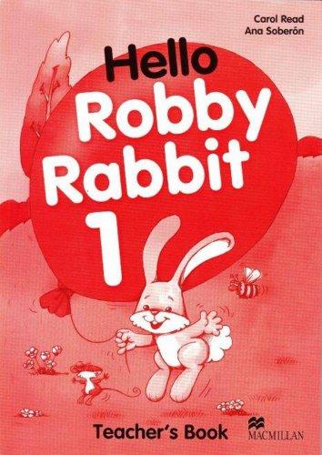 9780333988602: Hello Robby Rabbit 1: Teacher's Book