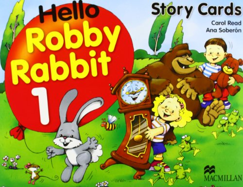 9780333988633: Hello Robby Rabbit 1 Story Cards