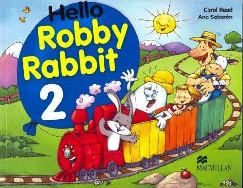 9780333988664: Hello Robby Rabbit 2: Pupil's Book