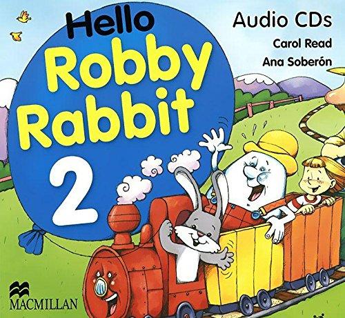 9780333988688: Hello Robby Rabbit 2: Class CD