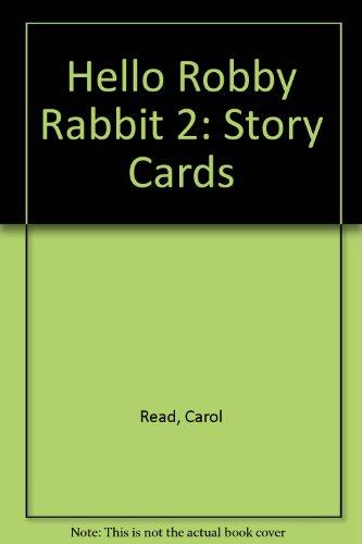 9780333988701: Hello Robby Rabbit 2: Story Cards