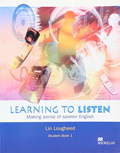 Learning to Listen: Making Sense of Spoken: Lougheed, Lin