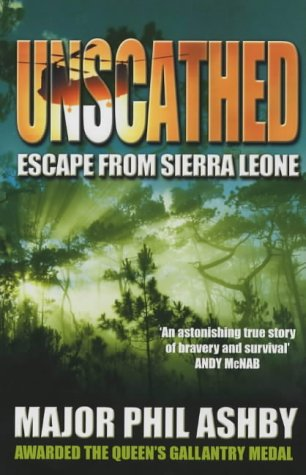 9780333989203: Unscathed: Escape From Sierra Leone