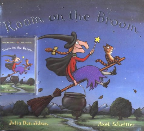 9780333989425: Room on the Broom (PB)