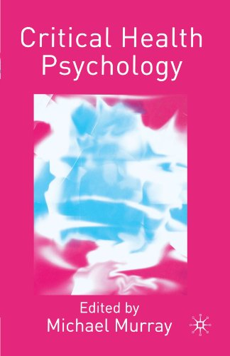 9780333990346: Critical Health Psychology