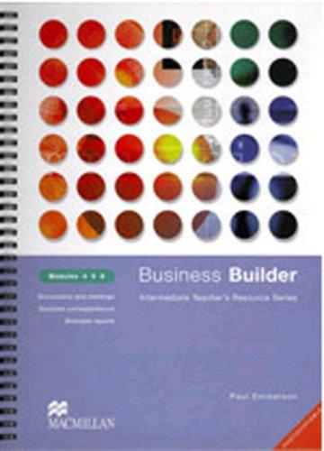 9780333990957: Business Builder